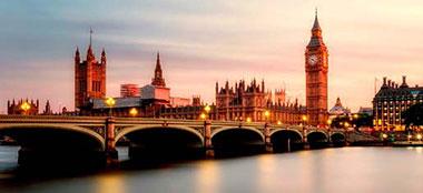 Corsi di inglese a Londra e soggiorni studio in Inghilterra