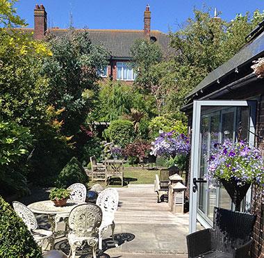 Soggiorno studio a Brighton on alloggio in famiglia inglese - Regent ...